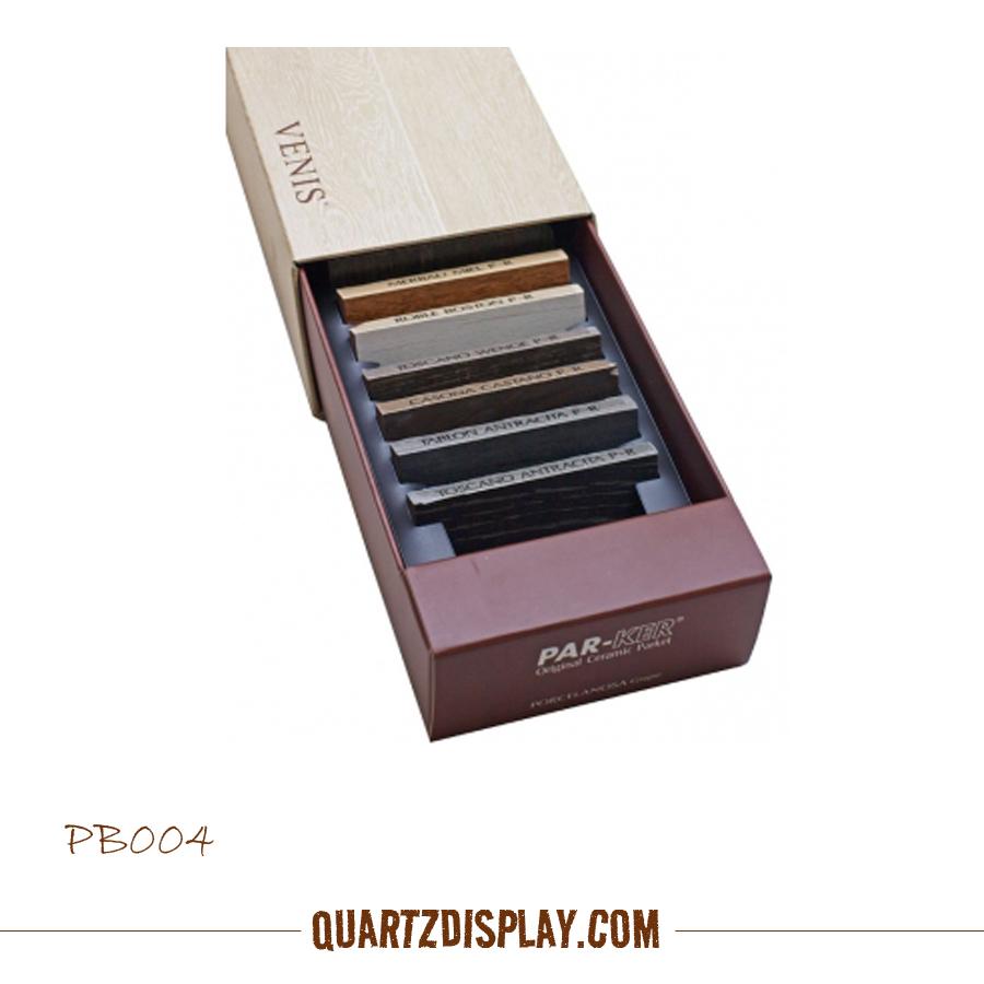 Ceramic Tile Sample Box Pb003 Quartz Stone Sample Box