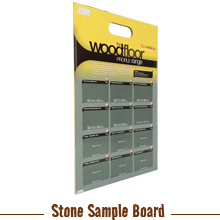 MDF Stone Sample Boards