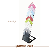 Loose Stone Tile Display Stand