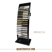 Granite Sample Display Rack