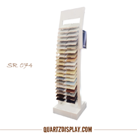 Quartz Stone Exhibition Stand
