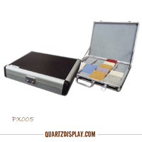 Stone Sample Suitcase