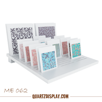 Mosaic Sample Display Stand
