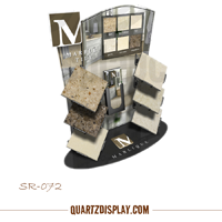 Stone Sample Tabletop Stand