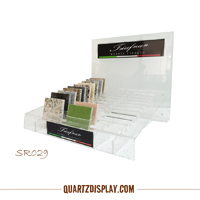 Acrylic Display Stand for Quartz stone