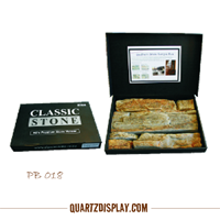 Artificial Stone Sample Box