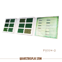Grass Sample Catalogue / Folder