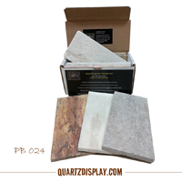 Stone Tile Display Box