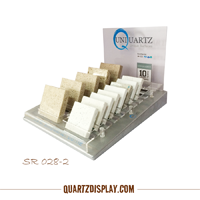 Desktop Quartz Stone Display