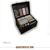 Quartz Sample Box