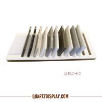 Acrylic Quartz Stone Sample Rack