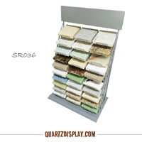 Countertop Quartz Stone Rack