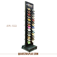 Quartz Stone Display Solution