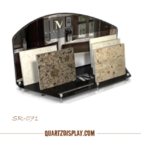 Stone Tile Tabletop Stand