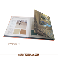 PY008-4 PVC Tile Folder