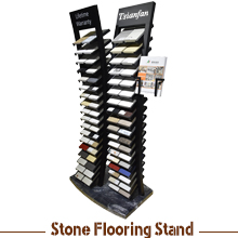 Quartz Stone Display Stand
