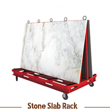 Quartz Slab Storage Rack