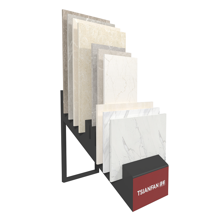 Ceramic Tile Simple Display Rack-ME061